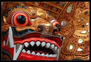 Indonesia - Barong From Bali by indonesia