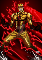 Reverse Flash by ADL-art