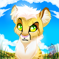 Cheetah by Neyla-The-Lioness
