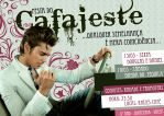 Flyer Festa do Cafajeste by millene