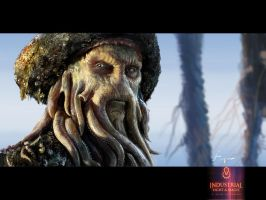 Davy Jones -UPDATED- by fxEVo