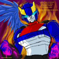 TF - The One Winged Angel by plantman-exe