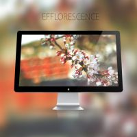 Efflorescence Wallpaper by rudolfzz111