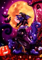 Happy halloween by Lrme87