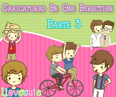 Nuevas Caricaturas De One Direction Parte 3 by IloveCute1220
