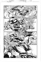 AQUAMAN Issue 11 Page 05 by JoePrado2010