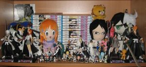 My Bleach collection, V3 by NearRyuzaki90