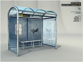 STC 23 - Bus Stop by xell