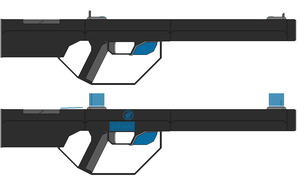 Kinetic Rifle Mk.26 [WIP] by UltimaWeapon13