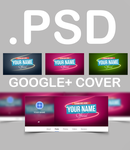 Google Plus Cover . PSD by AlbaniaGraphicDesign
