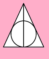 The Deathly Hallows by Jessawary