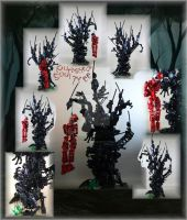 Bionicle MOC: Punished Soul Tree V.2 by 3rdeye88