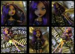 Clawdeen Wolf  - High Night Out by AnnSkazka