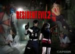 Resident Evil 2 by IvanKing