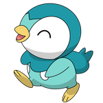 Piplup bien pachoncito by kol98
