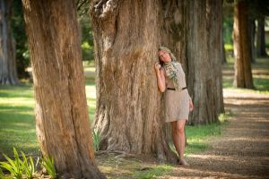 Katie and the Cedars by Tommy8250