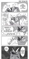 KLK: Senketsu Goes to School 13 by carrinth