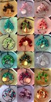 Tree of Life Pendants by Neko-daewen