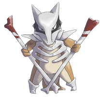 Mega Evolution: Marowak by Kydeka