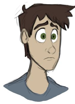 GAGE FACE by NKWhite