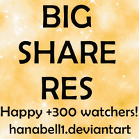 Big Share Res by HanaBell1