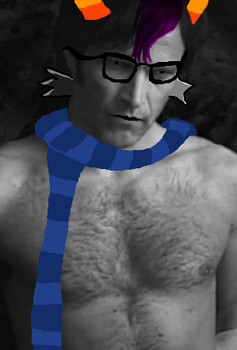 Eridan will give you the True Death by ArtemisiaAbsinthium