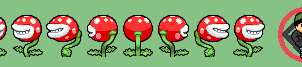 Piranha Plant Bis style by tebited15