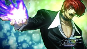 Steam Trading Card - Classic Iori by Limitus
