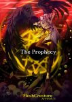 The Prophecy_Cover_ by FleshCreature