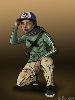 Clementine Grown-up by JonGon