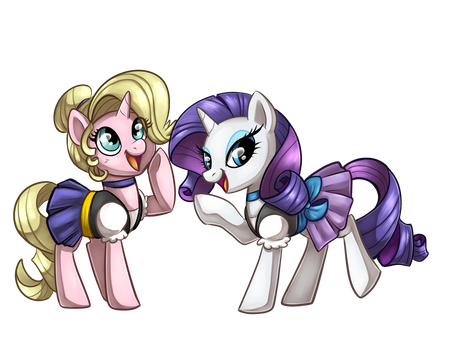 MLP: Ciderfest Rarity Promo by Sciggles