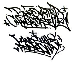 handstyle Shake by Tag02
