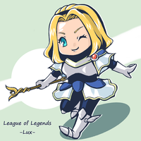 Lux by Refel-Salala