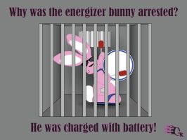 energizer bunny by GabeRios