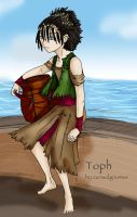 .:Avatar Pirates:. Toph by cursedgnomes