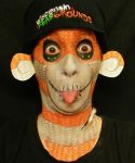 Halloween Sock Monkey : Silly! by Crispin23