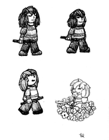 Frisk by LordSquishy