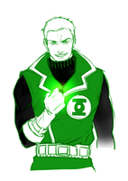 Guy Gardner by akensnest