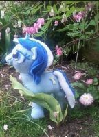 Colgate mlp plushie by mistresscarrie