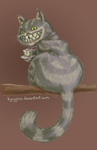 Cheshire Cat Kei's CHIUSTREAM by kGoggles