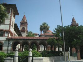 Flagler College - 12 by Dakota15