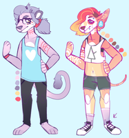 hipster adopts by Toothphaste