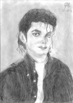 Michael Jackson Bad Era Fanart by TheMagicalTouch