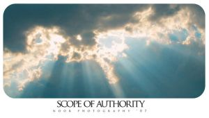 Scope of authority by noor-maryam