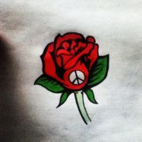 Rose. by w4axx