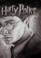 Harry Potter by acjub