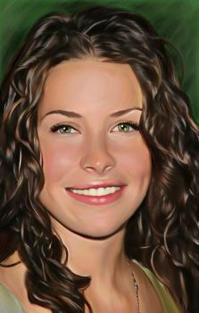 Evangeline Lilly Lost by AliciaBel