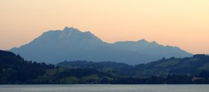 Mount Pilatus by Lilleninja