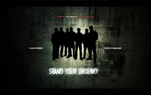 Stand Your Ground by AndroniX