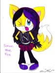 Request: Ronan the Fox by Lilymint7